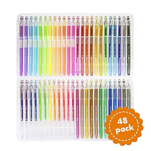 set-de-48-plumas-de-gel-disenadas-para-coloreado-de-adultos-punta-para-detalles-complejos-con-garant