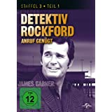 Detektiv Rockford - Staffel 3.1 3 DVDs