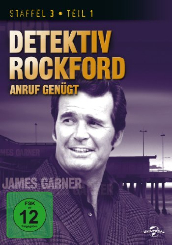 Detektiv Rockford - Staffel 3.1 [3 DVDs]