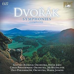 Dvorak: Symphonies Complete