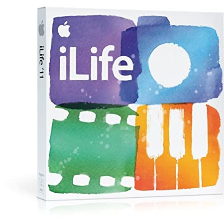 iLife '11 Photo Software