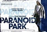 Póster de película UK Paranoid Park