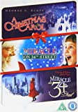 A Christmas Carol / Miracle On 34th Street [DVD]