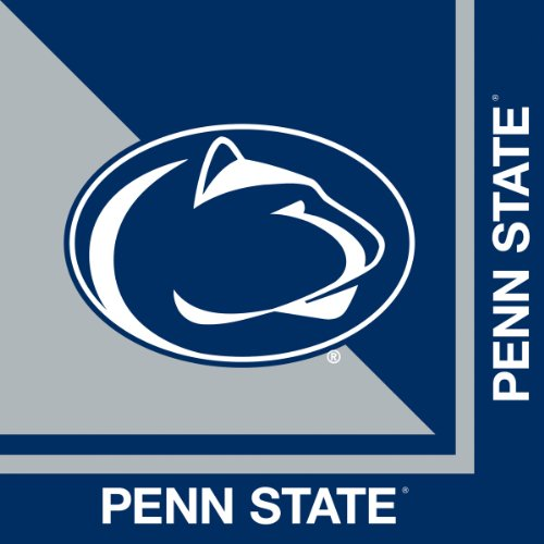 Creative Converting Penn State Nittany Lions Luncheon Napkins (20 Count)