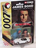 Corgi james bond 007 you only live twice with white car 1.64 ish scale diecast model