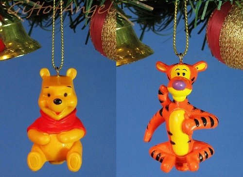 Tigger Christmas Ornaments.Christmas Tree Ornamen Tigger N25 62 Decoration Ornament