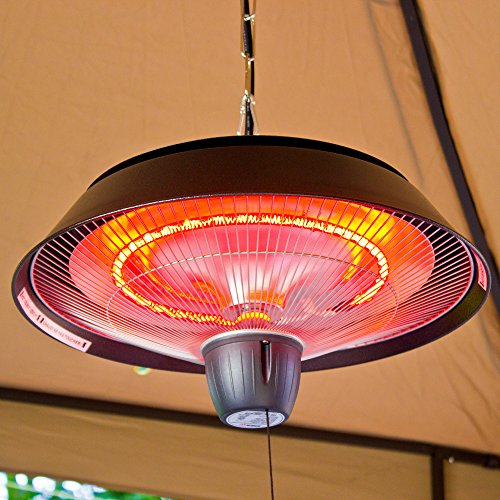 Ener-G-Infrared-Outdoor-Ceiling-Electric-Patio-Heater-Hammered-Brown