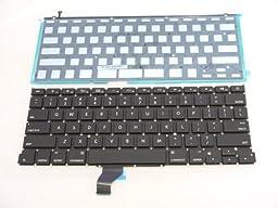 SEENIGHT® New Keyboard For MacBook Pro 13\