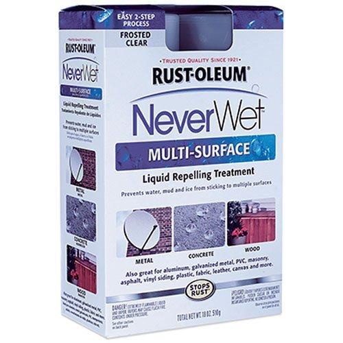 Rust Oleum 274232 Never Wet Multi Purpose Kit (Fiberglass Siding compare prices)