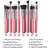 Annengjin8pcs Professional Makeup Brushes Brush Cosmetic Set Make Up Brushes Eyeshadow Eyebrow Shadow Powder Cosmetics...