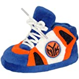 New York Knicks NBA Comfy Feet Baby Slippers