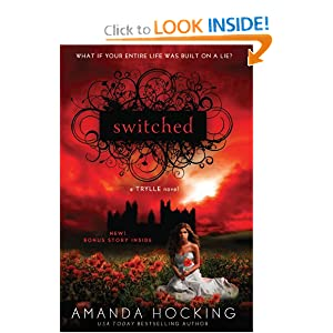 Switched - Amanda Hocking