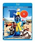 Rio (3-disc Blu-ray/ DVD/ Digital Cop...