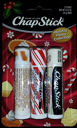 chapstick-holiday-flavor-collection-pumpkin-pie-candy-cane-cake-batter