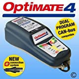 Optimate 4 Battery Charger Duo Can Bus