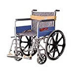 Vissco Invalid Wheel Chair Regular / Folding / Mag Wheels