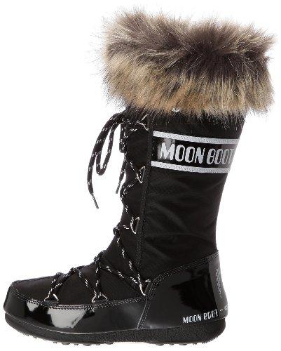 Moon Boot W.E. Monaco, Boots femmeNoir (Nero), 38 EU