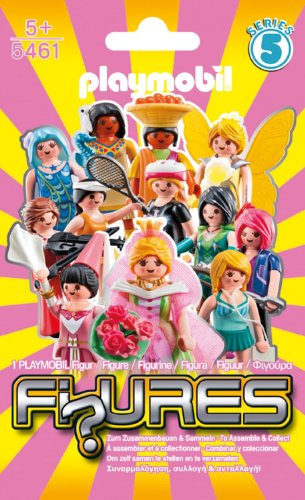 Playmobil Fi?ures Blind Bag Mini-Figure Series 5: #5461 Girl