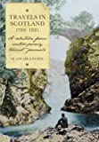 img - for [(Travels in Scotland, 1788-1881: A Selection from Contemporary Tourist Journals )] [Author: Alastair J. Durie] [May-2012] book / textbook / text book