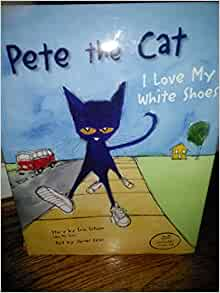 Pete The Cat White Shoes Audio