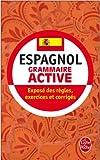 Image de Grammaire active de l'espagnol