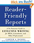 Reader-Friendly Reports: A No-nonsens...