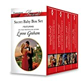 img - for Secret Baby Box Set: The Secrets She Carried\A Scandal, a Secret, a Baby\A Shameful Consequence\Count Toussaint's Baby book / textbook / text book