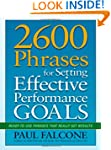 2600 Phrases for Setting Effective Pe...