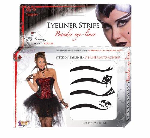 Vampires Adhesive Eyeliner Strips Kit