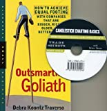 img - for Outsmarting Goliath plus recieve Candlestick Charting Basics audio CD as a bonus (Investment book & free audio CD) book / textbook / text book
