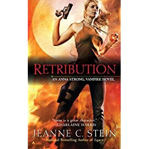 Retribution (Anna Strong Vampire Chronicles, Book 5)