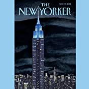 The New Yorker, November 19th 2012 (Ryan Lizza, David Denby, Roger Angell) | [Ryan Lizza, David Denby, Roger Angell]