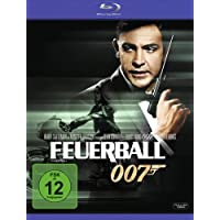 James Bond - Feuerball [Blu-ray]