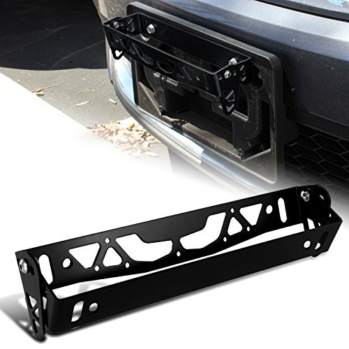 JDM Black Aluminum Front Or Rear Carbon Fiber Look Racing Tow Hook Anodized Kit (Jdm Tow Hook Carbon Fiber compare prices)