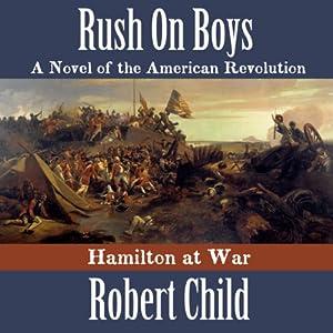 Rush on Boys Audiobook
