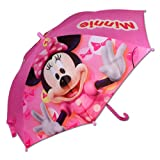 DISNEY MICKEY MOUSE CLUBHOUSE UMBRELLA WITH RED HANDLE