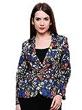 Pannkh Floral Blazer