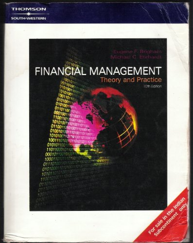 financial management theory and practice 3rd edition pdf