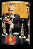 Dos Equis Beer - Flip Top Lighter - Wind Proof - XX Cerveza