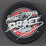 Robert Thomas Autographed Puck St Louis Blues 2017 NHL Draft