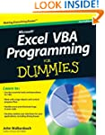 Excel VBA Programming for Dummies (Fo...