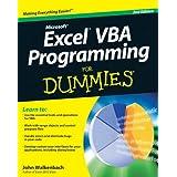 Excel VBA Programming for Dummies (For Dummies (Computers))by John Walkenbach