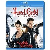 ヘンゼル&グレーテル ブルーレイ+DVDセット(2枚組) [Blu-ray]