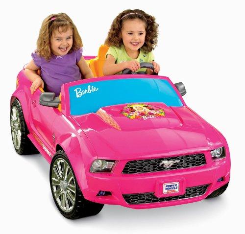 Drive Barbie