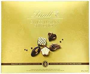Lindt Swiss Luxury Selection Boxed Chocolate 14.6 oz.