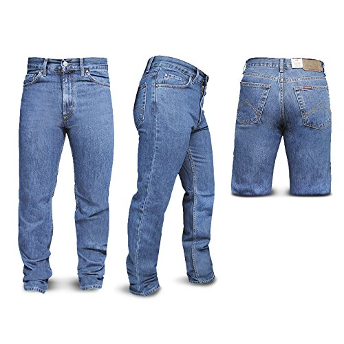 Jeans Uomo CARRERA Art.700 Regular Denim 5 Tasche 3 Colori (Blu Light - 48)