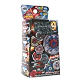 Takaratomy Beyblades #BB123 Japanese Metal Fusion Volume 9 Accessory Random Booster Game