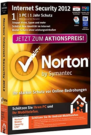 Norton Internet Security 2012 Special Edition - 1 PC