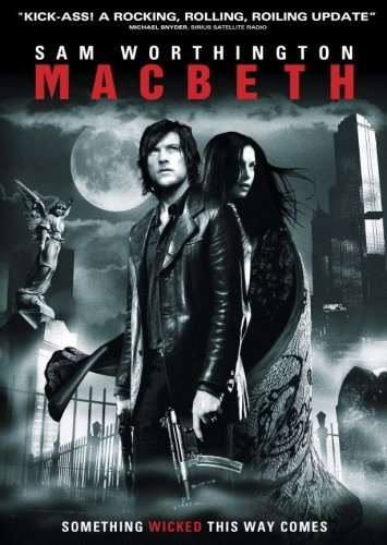 Cover art for  Macbeth