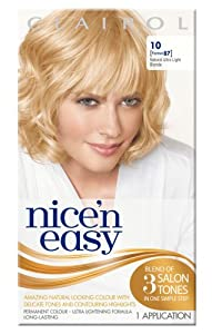 Clairol Nice'n Easy Permanent Hair Colour - 87 Natural Ultra Light Blonde